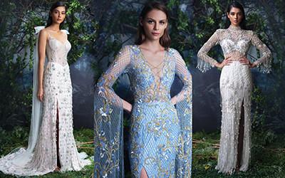 15 бесподобно красивых вечерних платьев Zara Umrigar 2021