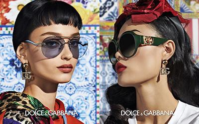 Модные солнцезащитные очки весна-лето 2021 от Dolce & Gabbana