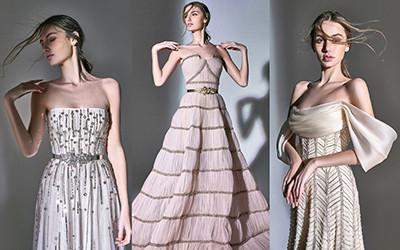 Изысканные вечерние платья Rony Abou Hamdan Couture 2021