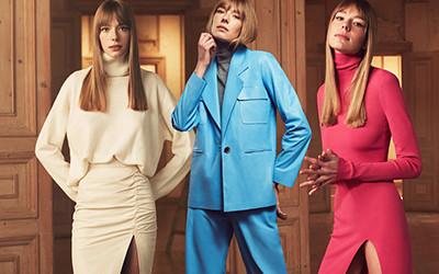Женская одежда Zeynep Arçay осень-зима 2020-2021