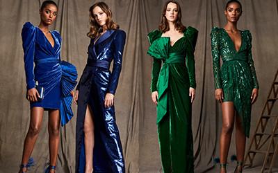 Вечерние платья и костюмы Zuhair Murad Pre-Fall 2020