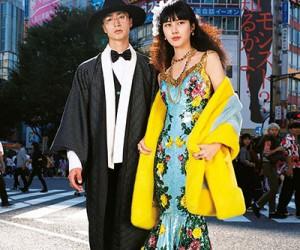Vogue Japan Январь 2018