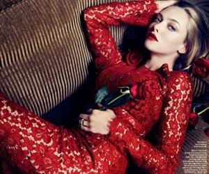 Amanda Seyfried для Harper's Bazaar Korea