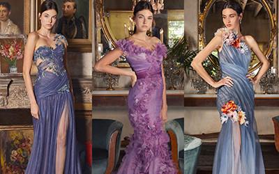 Вечерние и коктейльные платья Marchesa Resort 2020