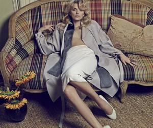 Lily Donaldson для журнала Harper's Bazaar Korea