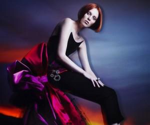 Karen Elson для журнала Vogue China