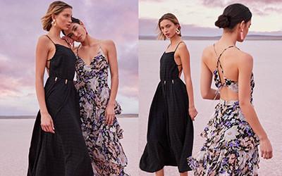 Модная женская одежда ASTR the Label лето 2021