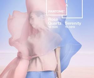 Rose Quartz и Serenity - модные цвета 2016 года