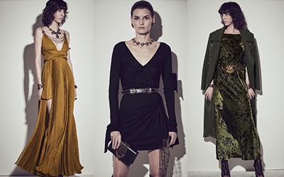 Женская одежда Roberto Cavalli Pre-Fall 2020