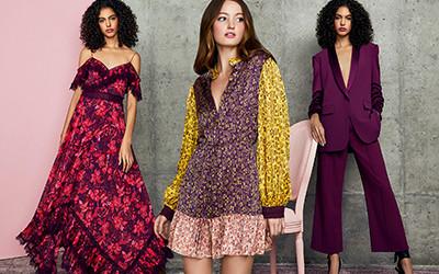 Женская одежда Alice + Olivia Pre-Fall 2020