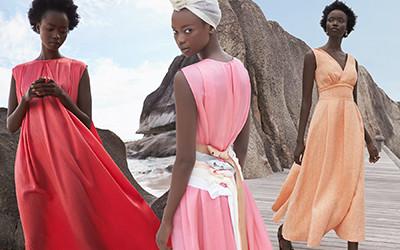 Пляжная женская одежда Carl Kapp весна-лето 2020