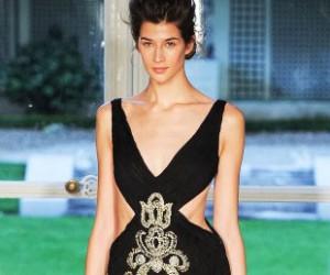 Dany Atrache Haute Couture осень-зима 2012-2013