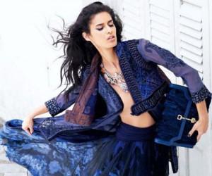 Красивые фотосессии для журнала Vogue India