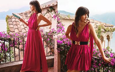 Женская одежда Sundress весна-лето 2020