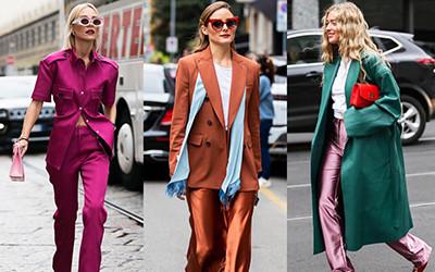 Street style на неделе моды в Милане весна-лето 2020