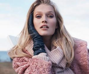 Toni Garrn на страницах Vogue Ukraine