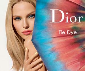 Летняя коллекция макияжа Dior Tie Dye 2015