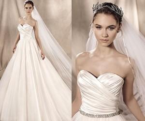 Свадебные платья White One 2017