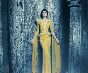 Nicolas Jebran коллекция Haute Couture 2012
