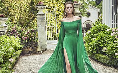 Вечерние платья Matilde Cano 2019