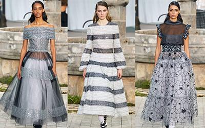 12 самых желанных платьев из коллекции Chanel Haute Couture 2020