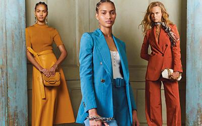 Женская одежда Oscar de la Renta Pre-Fall 2020