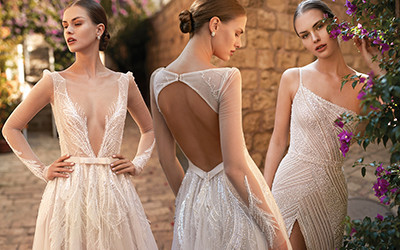 Коллекция свадебных платьев Emanuel весна-лето 2020