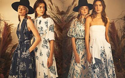 Женская одежда Lela Rose Pre-Fall 2020