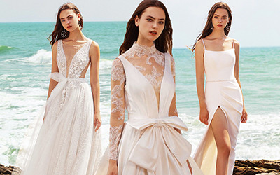 10 очень красивых свадебных платьев La Premiere Couture 2021
