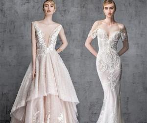 Свадебные платья Victoria Kyriakides весна-лето 2019