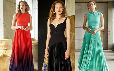 12 образов в платьях и юбках из коллекции Solace London Resort 2020
