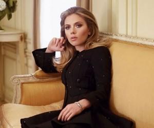 Scarlett Johansson для журнала Vanity Fair France