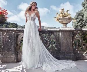 Свадебные платья Solo Merav 2017