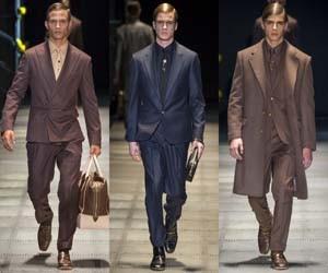 Мужская одежда Versace осень-зима 2015-2016