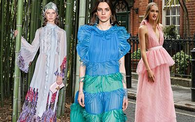 Самые красивые платья из круизных коллекций Resort 2020