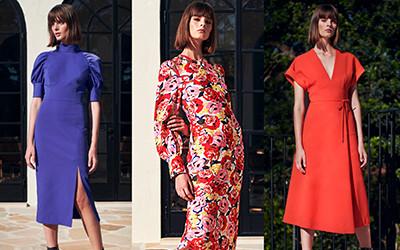 20 самых желанных платьев из коллекции Rebecca Vallance Resort 2020