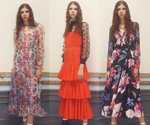 Коллекция женской одежды Jill Stuart весна-лето 2019
