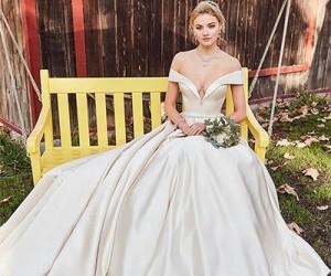 Коллекция свадебных платьев Ivoire by Kitty Chen 2019