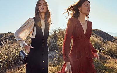 Женская одежда ASTR the Label осень 2020