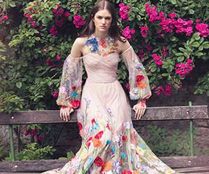 Женская одежда Blumarine весна-лето 2019