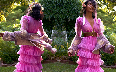 Женская одежда Love Shack Fancy Resort 2021
