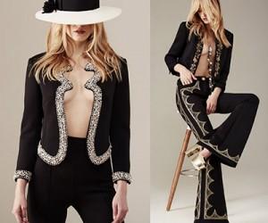 Maison Bohemique Haute Couture весна-лето 2015