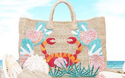 Потрясающие пляжные сумки Aranáz весна-лето 2019