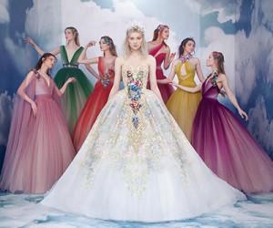 Nicolas Jebran Haute Couture весна-лето 2017