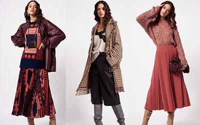 20 модных образов для женщин на осень из коллекции Beatrice.B