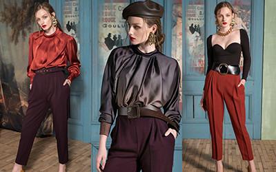 Женская одежда Alena Goretskaya осень-зима 2020-2021