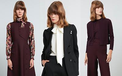 Деловой стиль одежды для женщин в осенних образах Machka 2020