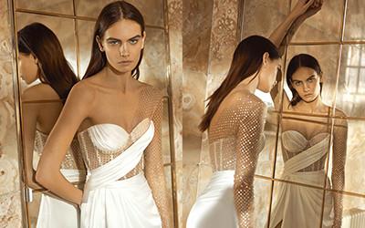 12 роскошных свадебных платьев от кутюр Galia Lahav 2021