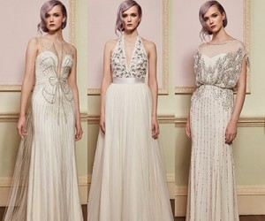 Коллекция свадебных платьев Jenny Packham 2018
