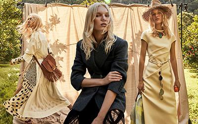 Jess PW на страницах Marie Claire Australia